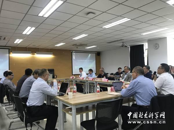 """""""当代中国的历史渊源""""学术研讨会在宁举行"""