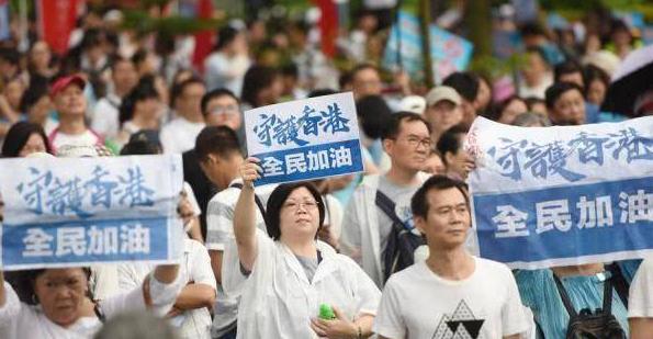 寒竹:维护中央权威,捍卫一国两制