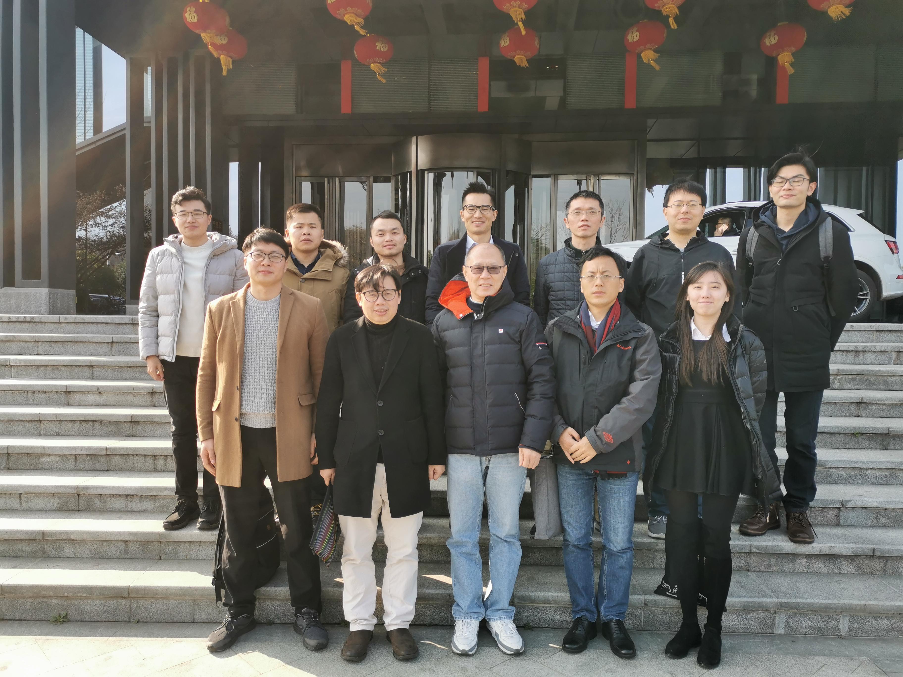 2019年中国与世界政治发展回顾及展望座谈会顺利举办